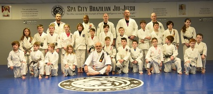 Jiu Jitsu Red Belt Flavio Behring in Ballston Spa