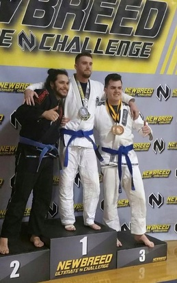 Eddie Fyvie Jiu Jitsu Malta New York Champions