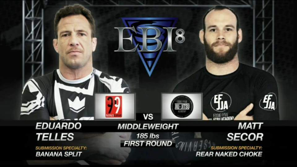 Matt Secor Eddie Bravo Invitational Los Angeles